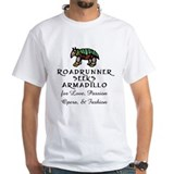 Roadrunner Seeks Armadillo Shirt