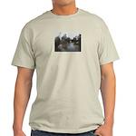 River Medway Tonbridge Ash Grey T-Shirt