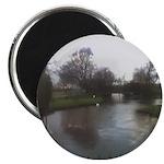River Medway Tonbridge Magnet