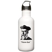 Nostradamus Water Bottle
