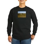 Ashdown Forest Long Sleeve Dark T-Shirt