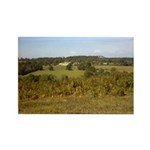 Ashdown Forest Rectangle Magnet (10 pack)