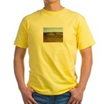 Ashdown Forest Yellow T-Shirt