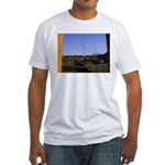 Clear Skies Fitted T-Shirt