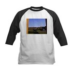 Clear Skies Kids Baseball Jersey
