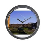 Clear Skies Wall Clock
