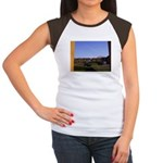 Clear Skies Women's Cap Sleeve T-Shirt