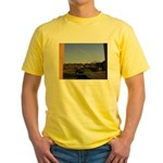 Clear Skies Yellow T-Shirt