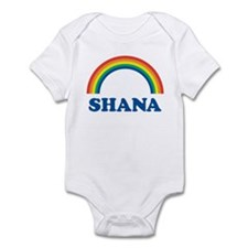 SHANA (rainbow) Infant Bodysuit