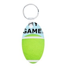 Tennis iPhone 4 Slider Case Keychains