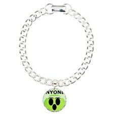 Tennis iPhone 4 Slider C Charm Bracelet, One Charm