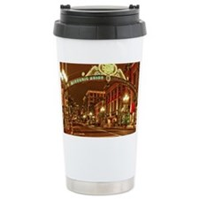 Gaslamp2 Ceramic Travel Mug