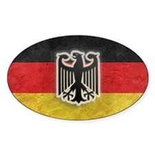 Oktoberfest German Eagle Crest Patc Decal