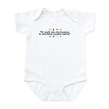 Freedom to Believe Infant Bodysuit