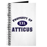 Property of atticus Journal