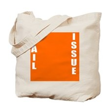 Jail Issue Tote Bag