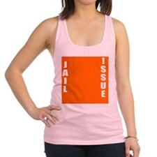 Jail Issue Racerback Tank Top