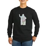 Pale Rock Long Sleeve Dark T-Shirt