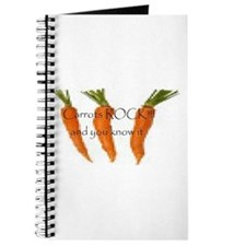 Journal- carrots rock and you know it