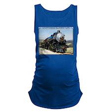 Unique Steam trains Maternity Tank Top