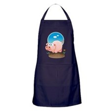 Piggy Apron (dark)
