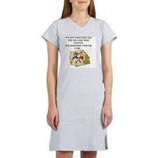 BOXING Women's Nightshirt