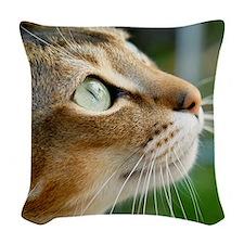 DSCm13 Woven Throw Pillow