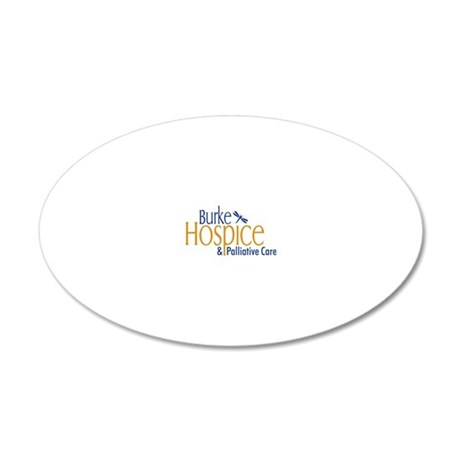 Logo for CafePress 20x12 Oval Wall Decal