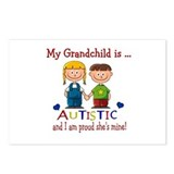 Proud Grandparent ..  Postcards (Package of 8)