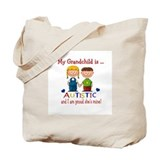 Proud Grandparent ..  Tote Bag