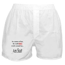 Am Staff World Boxer Shorts