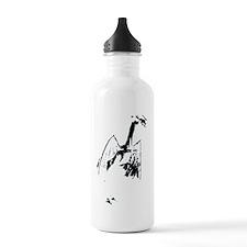 jerseydevil_dark Water Bottle