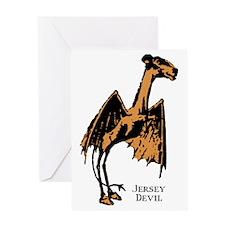 jerseydevil Greeting Card