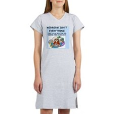 card players Women's Nightshirt