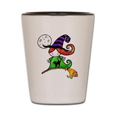 Sally Witchy Shot Glass