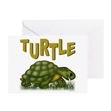 Happy Turtle Greeting Cards (Pk of 10)