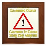 Learning Curve Framed Tile
