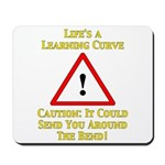 Learning Curve Mousepad