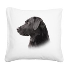 portrait7 Square Canvas Pillow