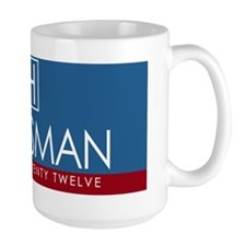 5x3oval_huntsman_04 Mug