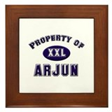 Property of arjun Framed Tile