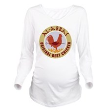 pal-chicken Long Sleeve Maternity T-Shirt