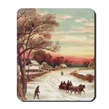 5x8_journal_xmasEve01599_TXTR04 Mousepad