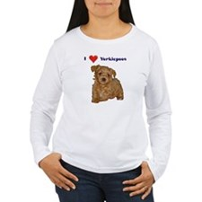 Unique Yorkiepoos T-Shirt