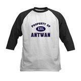 Property of antwan Tee