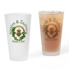 jessbutton2 Drinking Glass