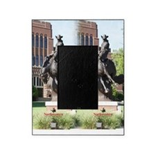 new horse logo -- statue Picture Frame
