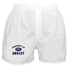 Property of ansley Boxer Shorts