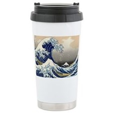 great_wave_laptop_skin Ceramic Travel Mug