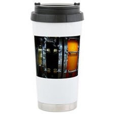 Snares! Ceramic Travel Mug